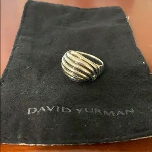 David Yurman Dome Ring